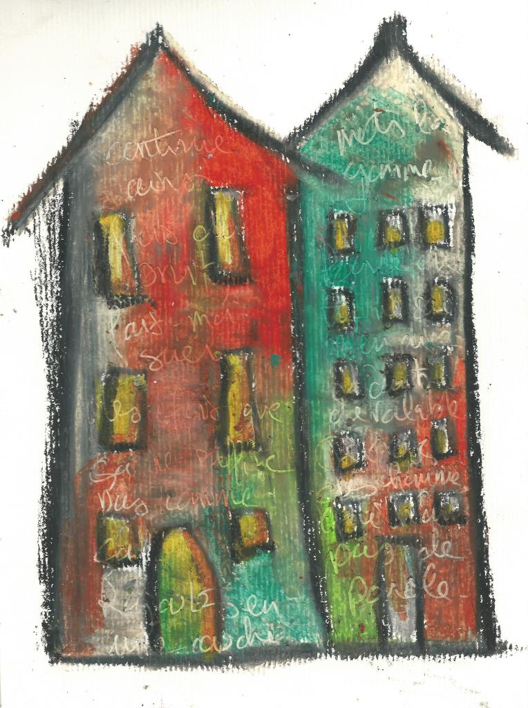 home-5.crayon on paper