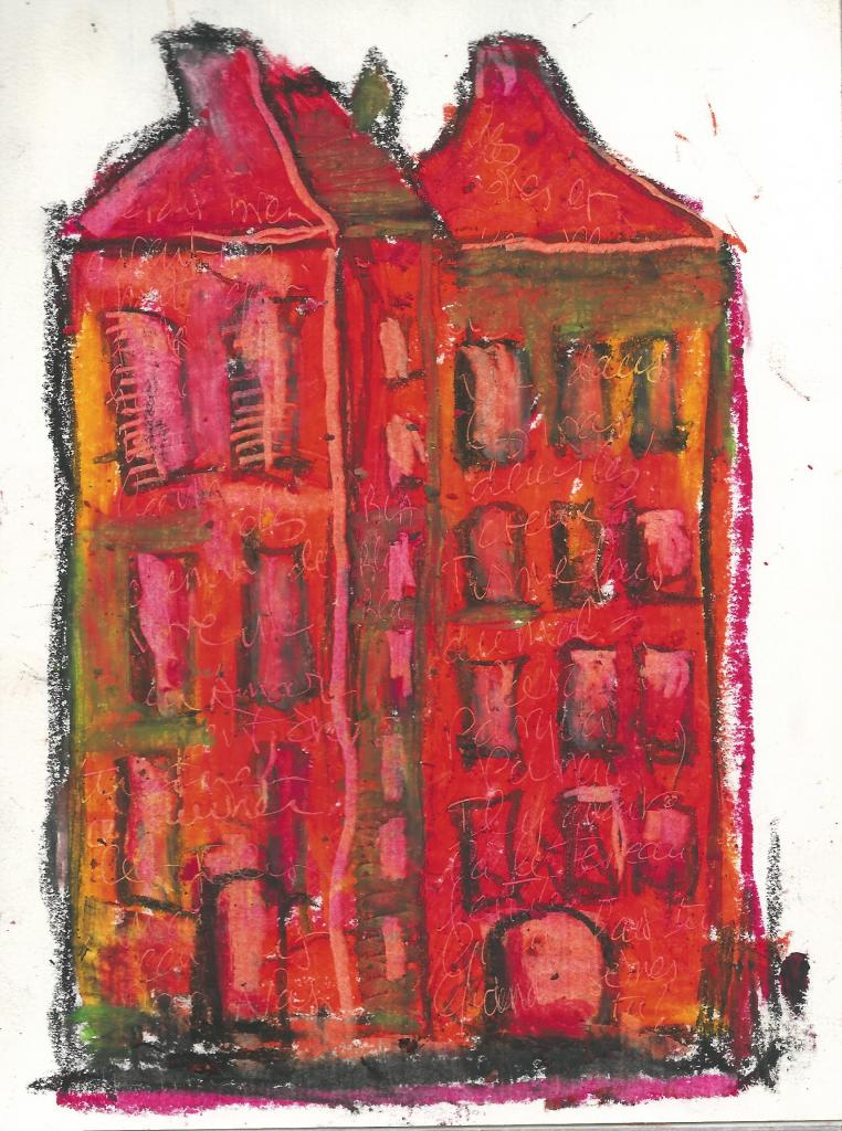 home2.crayon on paper